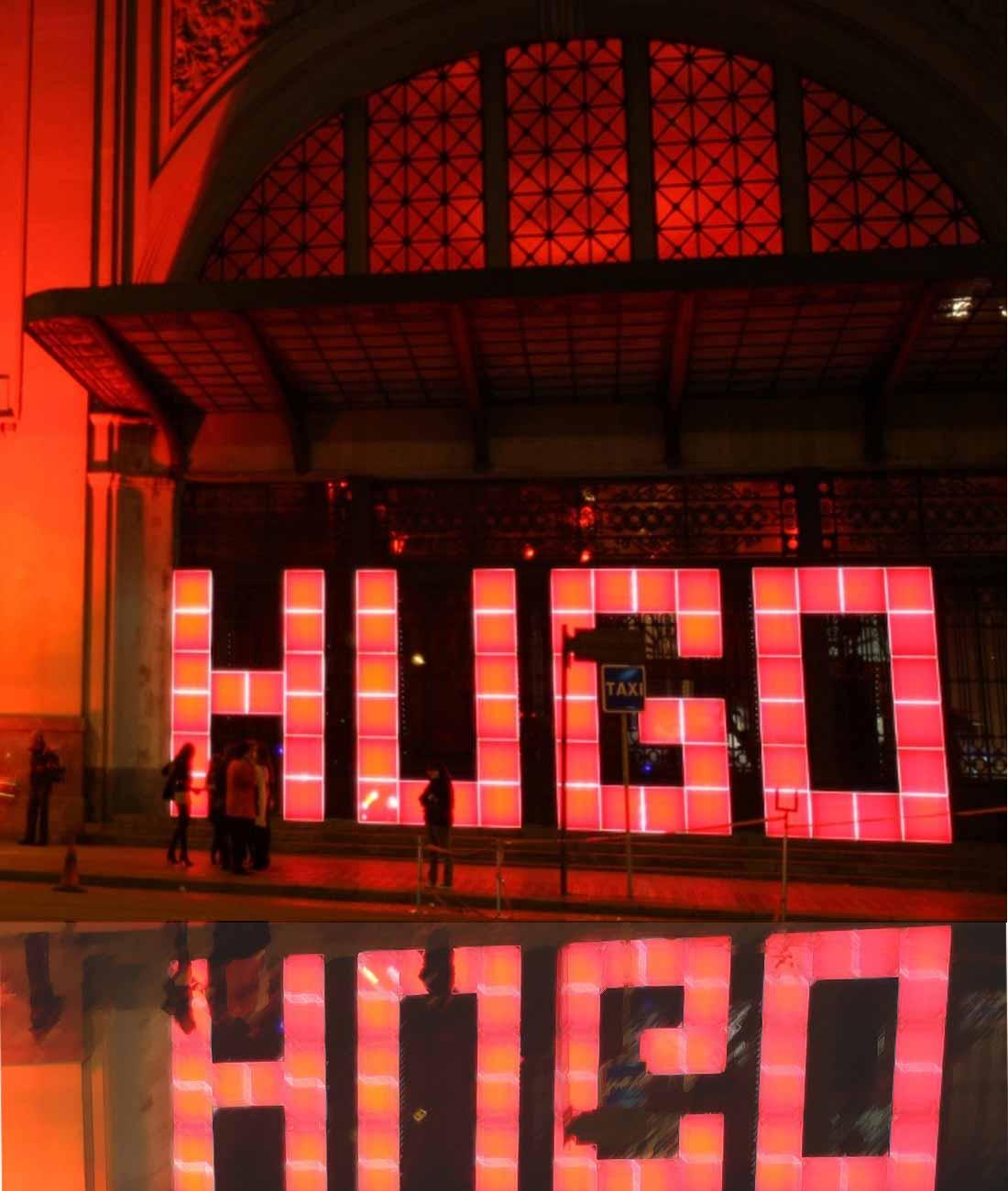 Hugo Boss slide